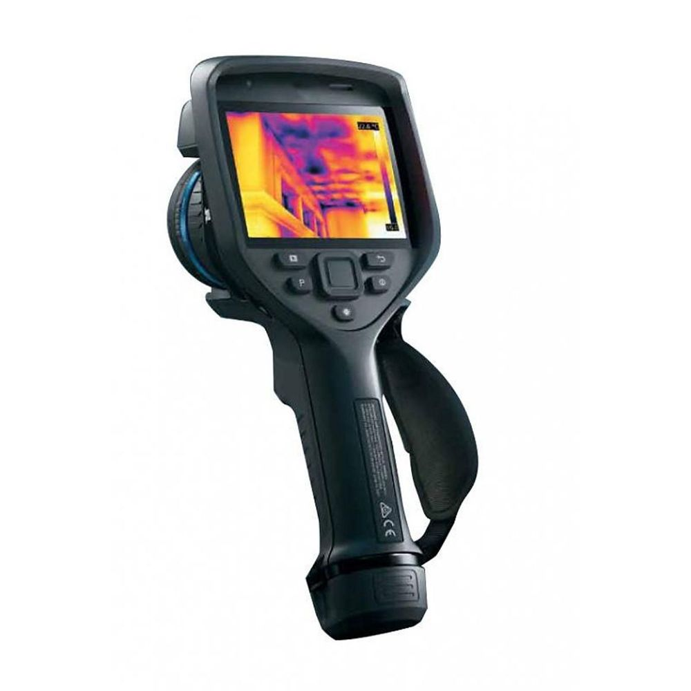 FLIR E75 Thermal Imaging Camera 24° Lens 78502-0101 320 x 240 pixels -0 to 650°C 30Hz